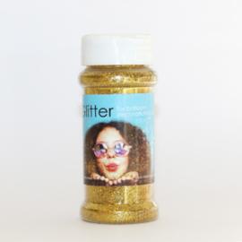 100 gram glitter goud