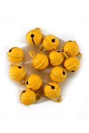 Belletjes geel