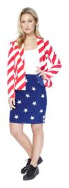Ms. america opposuits kostuum