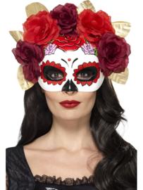 Rozen masker Dia de los muertos