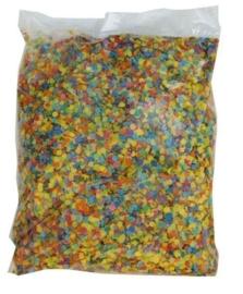 Confetti deluxe 1 kg.