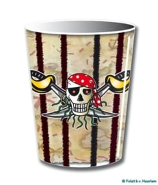 Beker Red Pirate