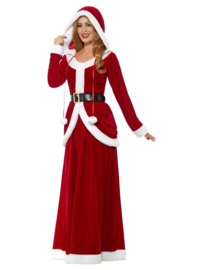 Misses kerstjurkje elegance