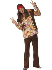 60's hippie time