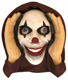 Scary Peeper Lenticular eyed Clown