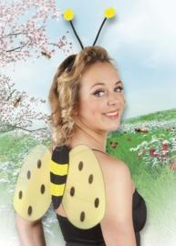 Bijen vleugelset