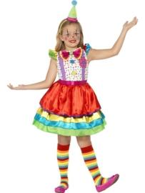 Clowns jurkje deluxe