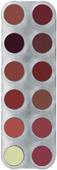 Lipstick / lippenstift palet 12 | pure LB