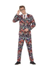 Evil clown suit