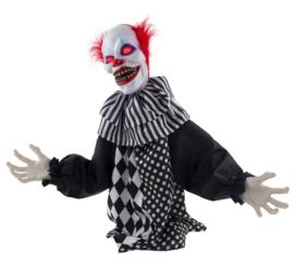 Horror clown deco