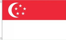 Singapore vlag