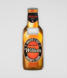 Bieropener Willem