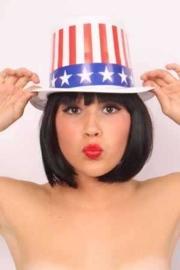 Hoge hoed USA