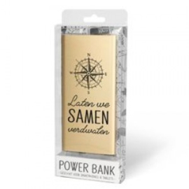 Powerbank Samen