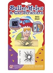 Shock stickers