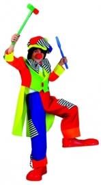 Clowns jongen olaf
