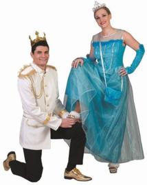 Prins charming kostuum