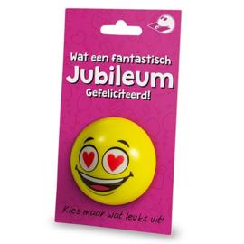 Cadeaukaarthouder - Jubileum |