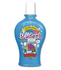Shampoo fun student