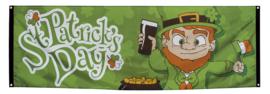 Banner St. Patricksday