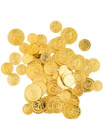Gouden munten 50 stuks