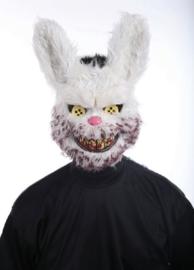 Horror konijn MASKER