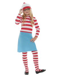 Where is Wally Wenda kostuum