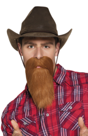 Baard cowboy bruin