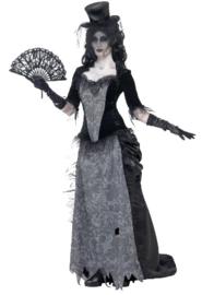 Ghost Town Black Widow kostuum