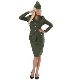 Soldate 2de wereldoorlog jurkje