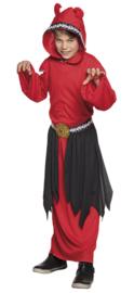 Demoon kids kostuum