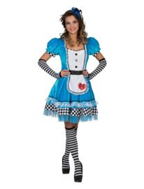 Alice Wonderland jurkje