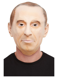 Poetin masker latex