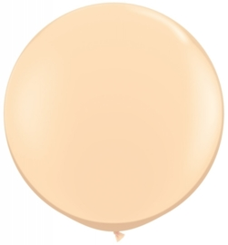 Ballon 90cm blush qualatex