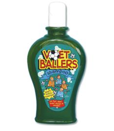 Shampoo fun Voetballer
