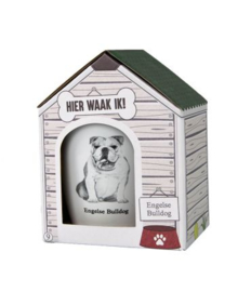 Dog mug - Engelse Bulldog | Honden mok