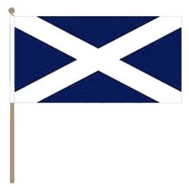 Zwaai vlaggetje Schotland