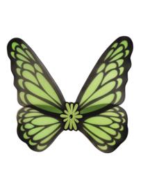 Vlinder Vleugels groen