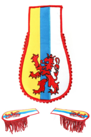 Schouder epaulette Limburgs wapen
