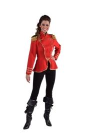 Uniform jasje rood