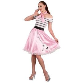 Grease Vijftiger jaren jurkje