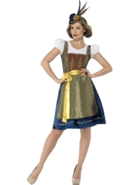 Traditionele luxe dirndl Heidi