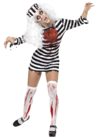Zombie Convict kostuum