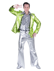 Lime groen colbert disco fever