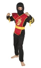 Ninja kostuum ultra