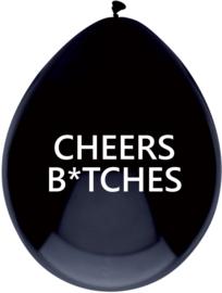 Ballonnen Cheers B*tches