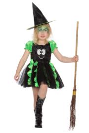 Funny face heksen jurkje