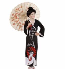 Geisha jurkje luxe meisje