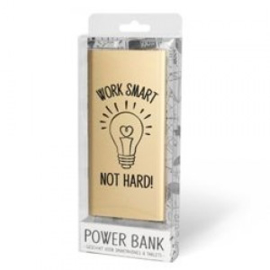 Powerbank work smart