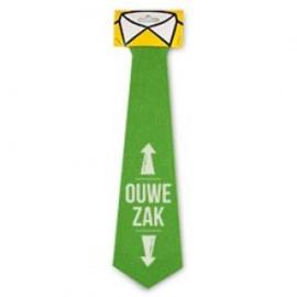 Fun stropdas Ouwe zak